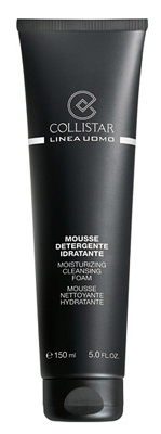 Linea Uomo. Moisturizing Cleansing Foam 150ml