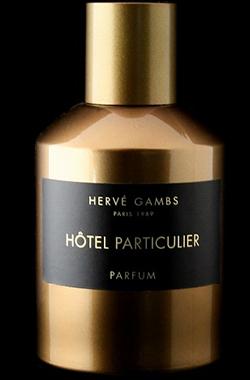 Hotel Particulier от Herve Gambs магазин парфюмерии женская