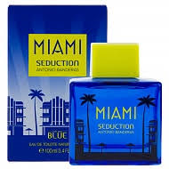 Miami Seduction In Blue