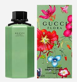 Flora Emerald Gardenia Limited Edition
