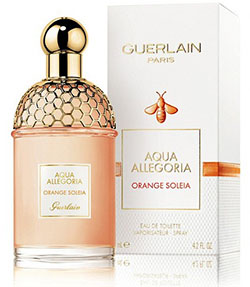 Aqua Allegoria Orange Soleia