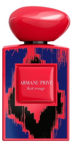 Armani Prive Ikat Rouge